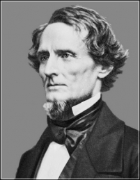 Jefferson Davis, Confederate President